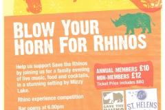 Knowsley Safari Park 2012